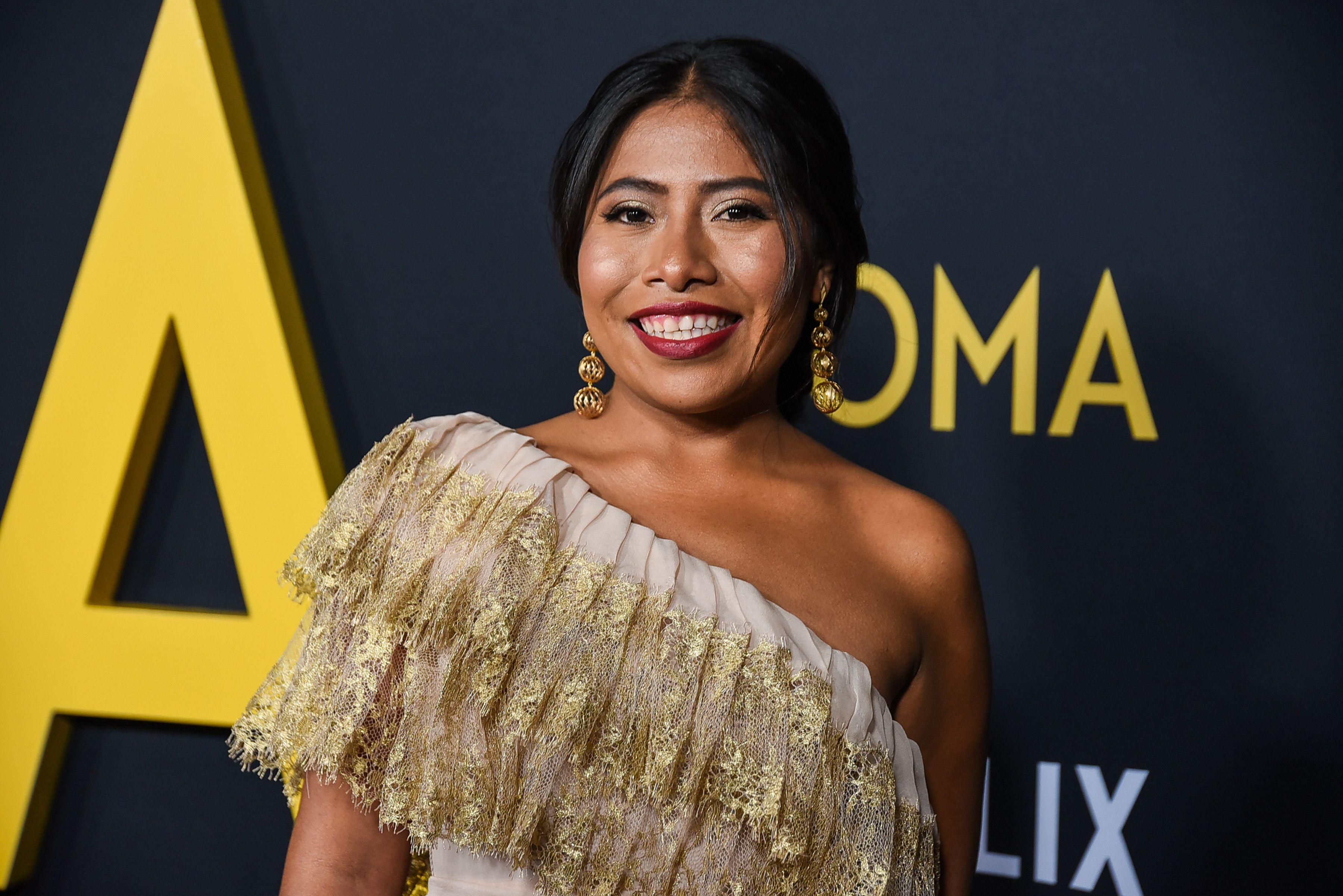 Who Is Yalitza Aparicio? Meet the Oscar-Nominated Star of Roma
