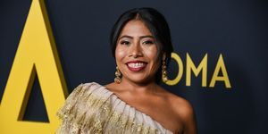 Los Angeles Premiere Of Alfonso Cuaron's 'Roma' - Arrivals