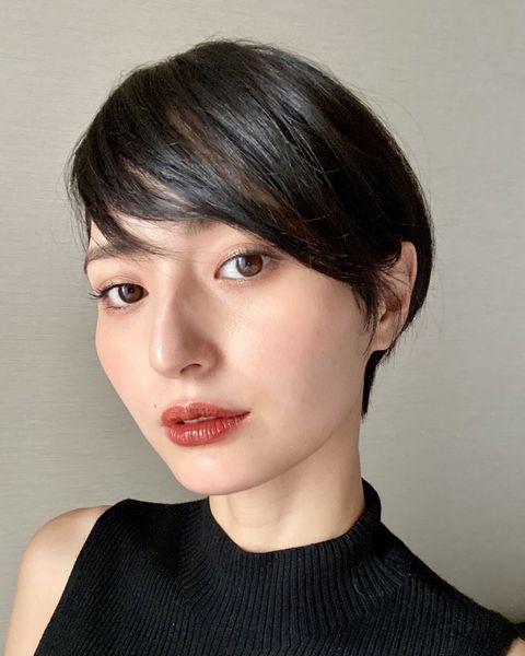 山賀琴子さん/モデル、クリエイティブ ディレクター