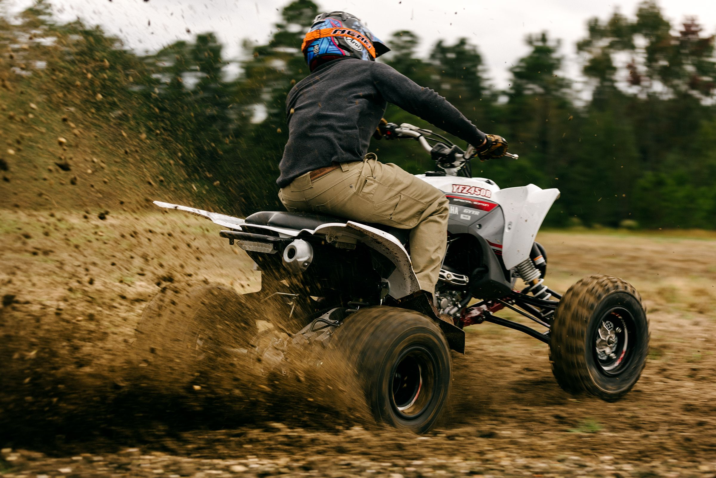 Yamaha 450R SE ATV Review: The Last Real Sport Quad
