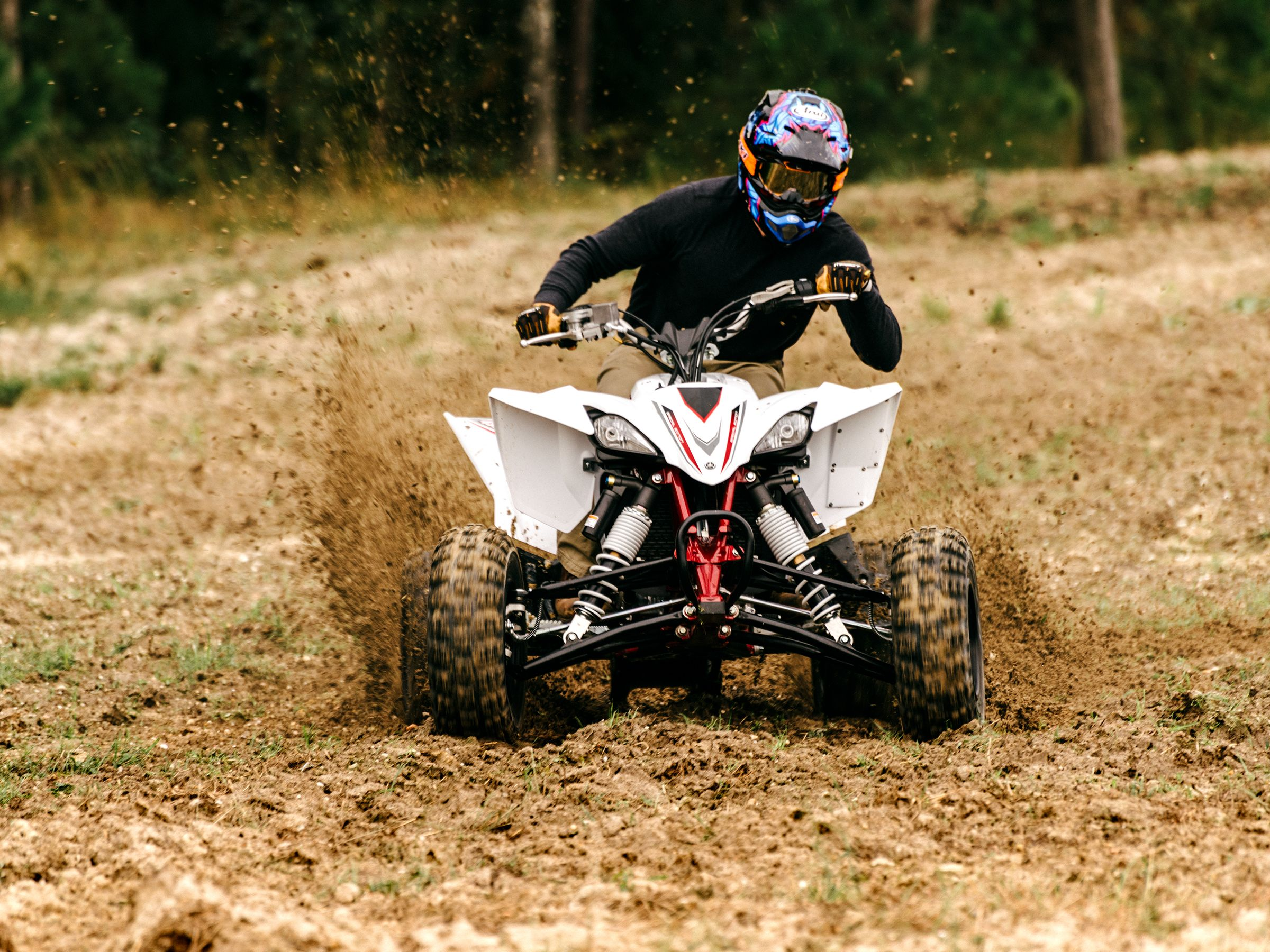 yamaha 450r se atv review the last real sport quad yamaha 450r se atv review the last
