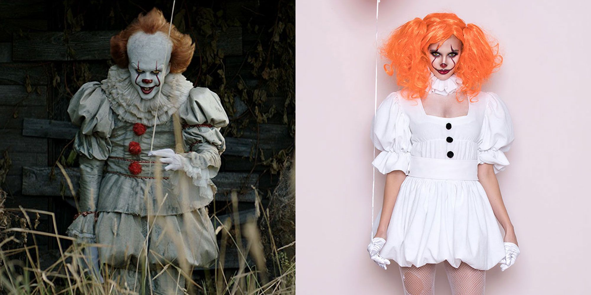 This Sexy Pennywise Costume Is Scary Yet Funny