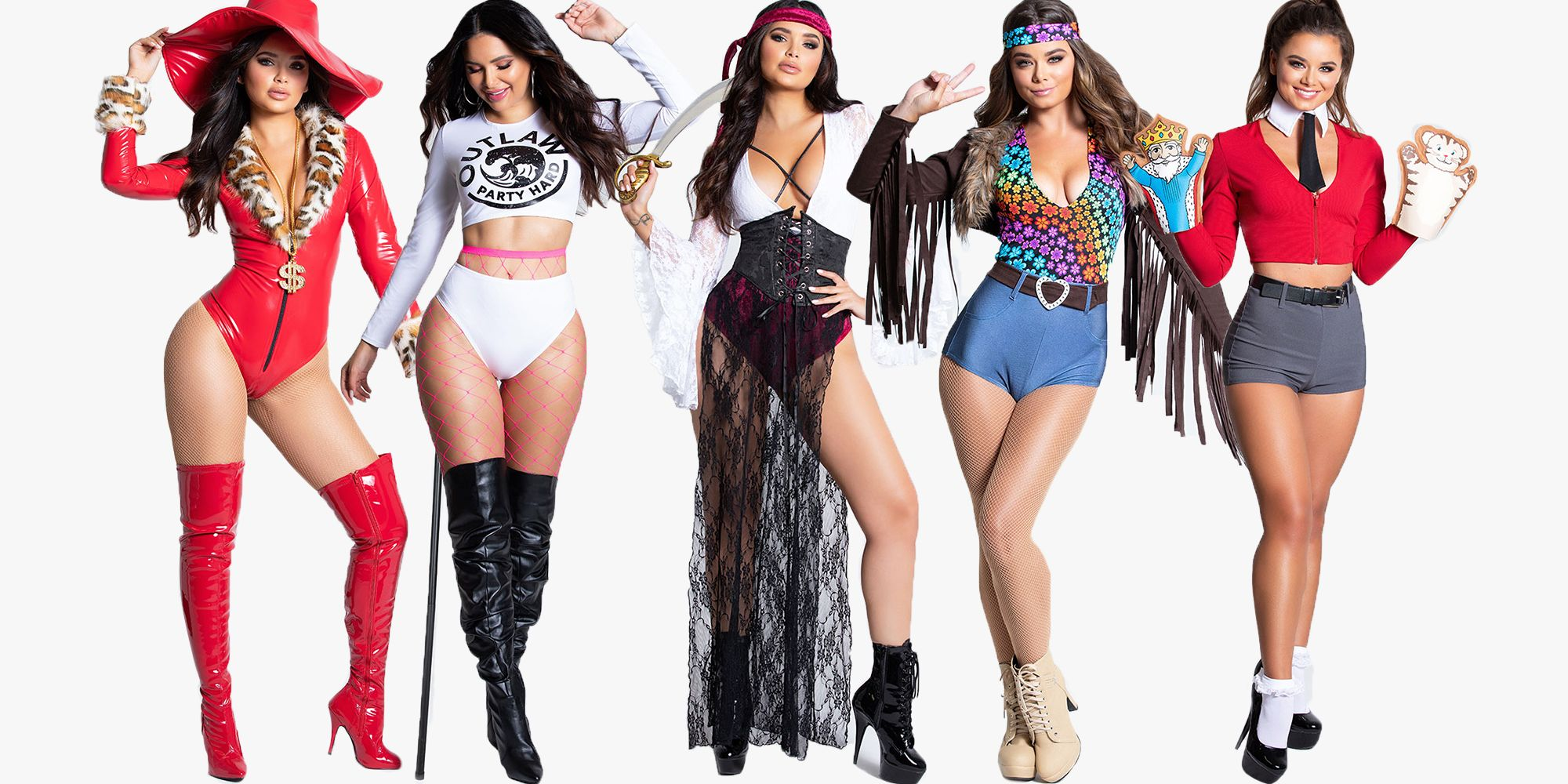 Best Halloween Costume Ideas 2020.The Craziest Yandy Costumes Of 2019
