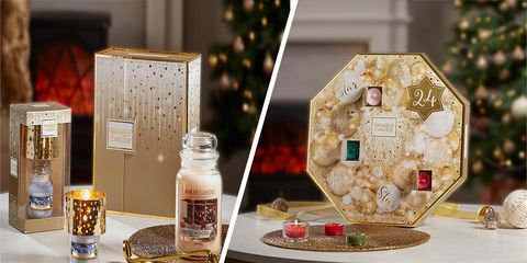 The Yankee Candle advent calendars for 2018 are now on sale!