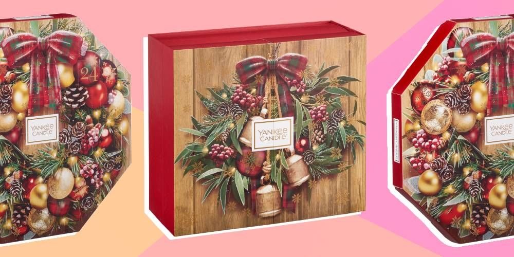 The Yankee Candle advent calendars for 2019 are here