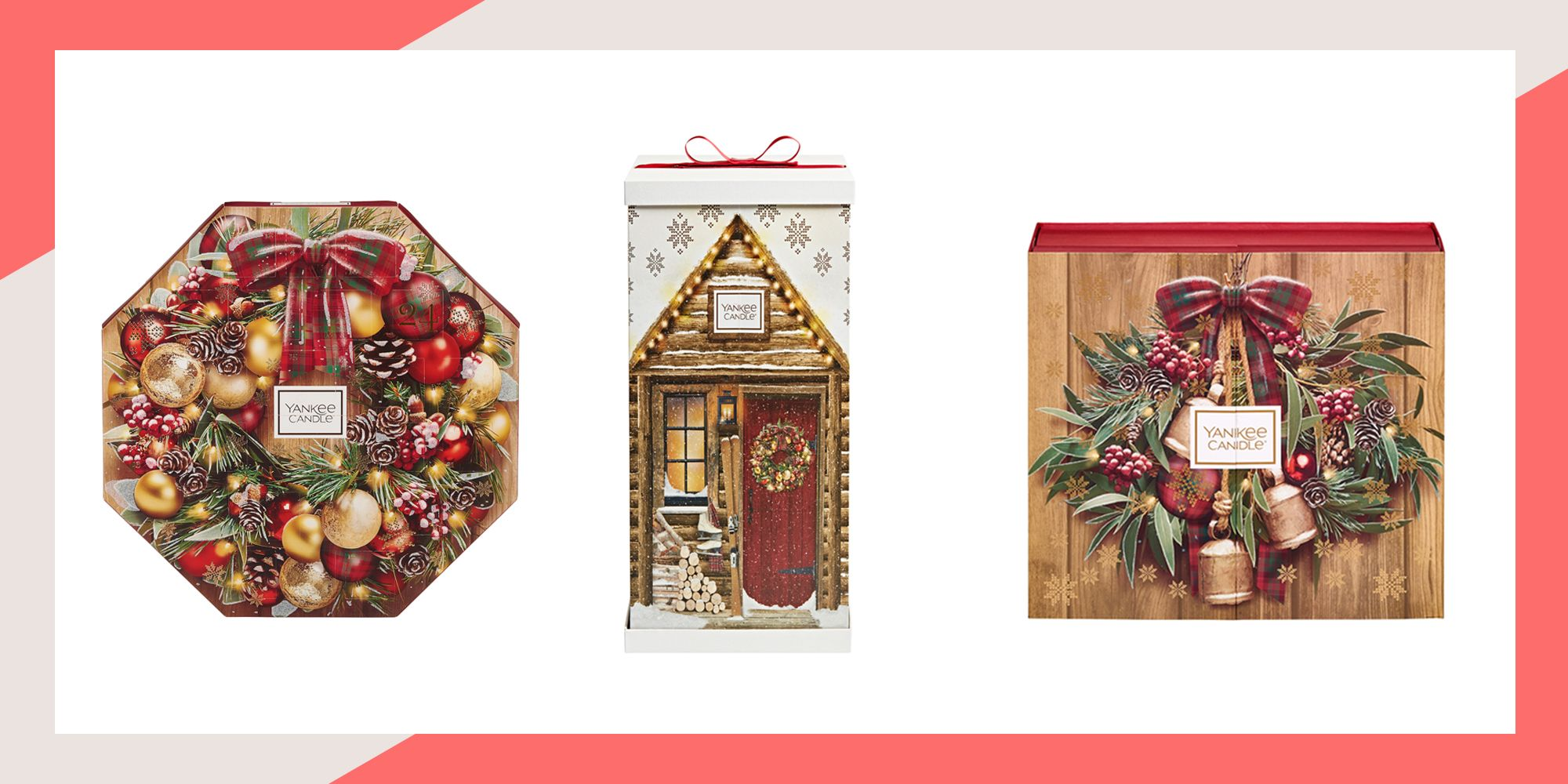 The Yankee Candle advent calendars for 2019 are here – and they smell incredible