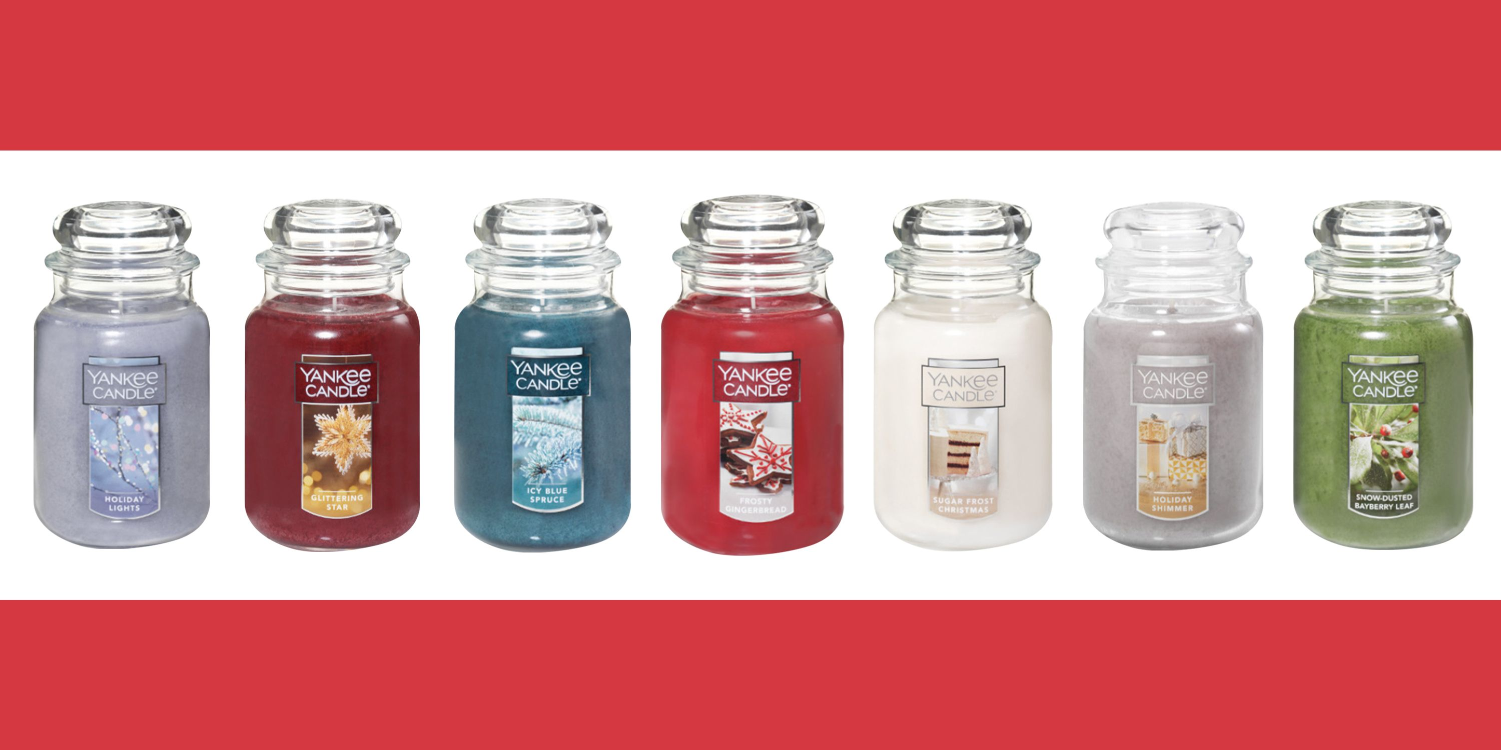 Yankee Candle Christmas 2018 , Holiday and Winter Yankee