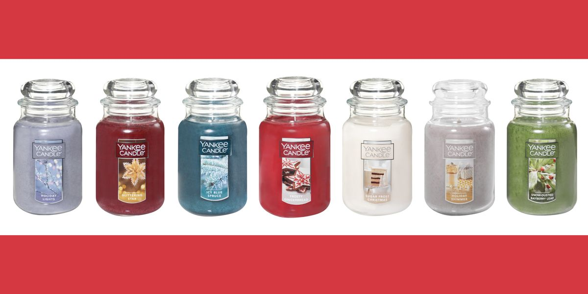 Yankee Candle Christmas 2018 Holiday And Winter Yankee Candle Fragrances