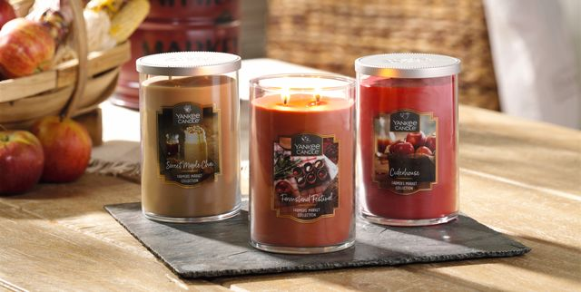 Yankee Candle Just Released Its Fall 2019 Collection and No, It's Not Too Soon