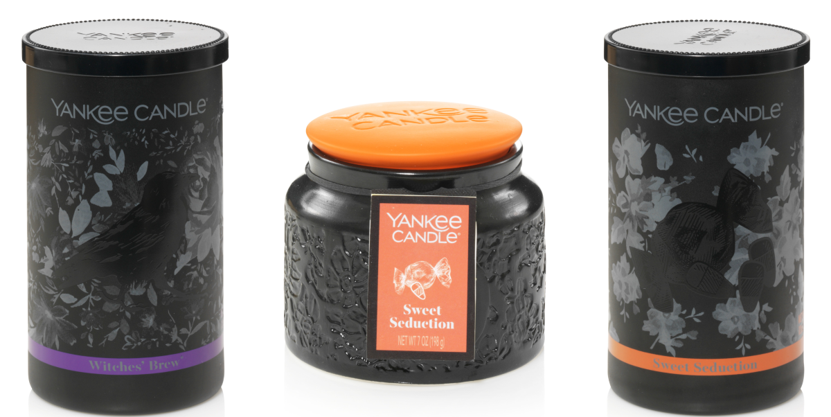 Yankee Candle Mystic Night Halloween Candle Collection 2018