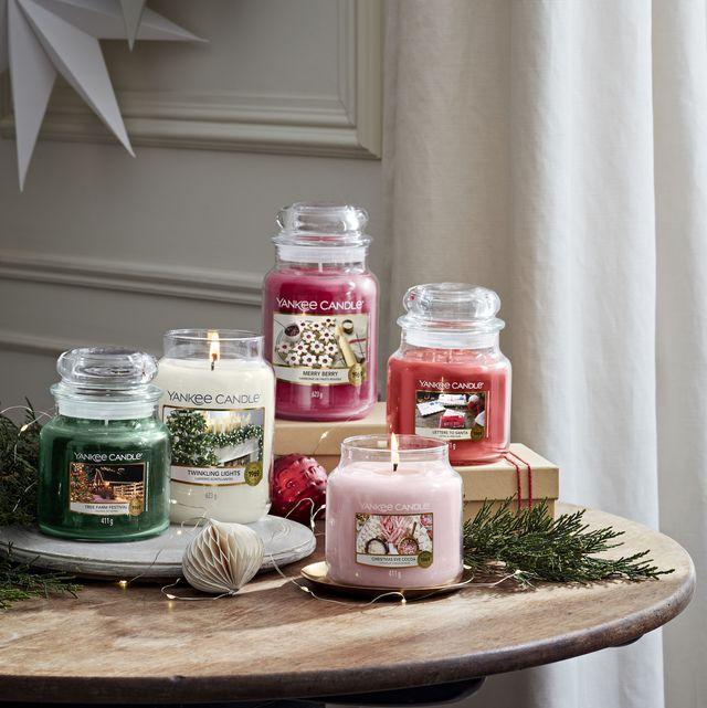 yankee candle launches christmas range