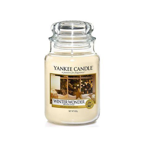 Yankee Candle Large Jar Candle Winter Wonder