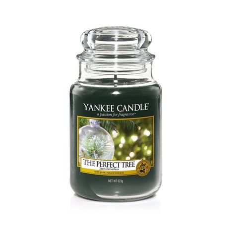 ankee Candle The Perfect Tree Large Jar Candle