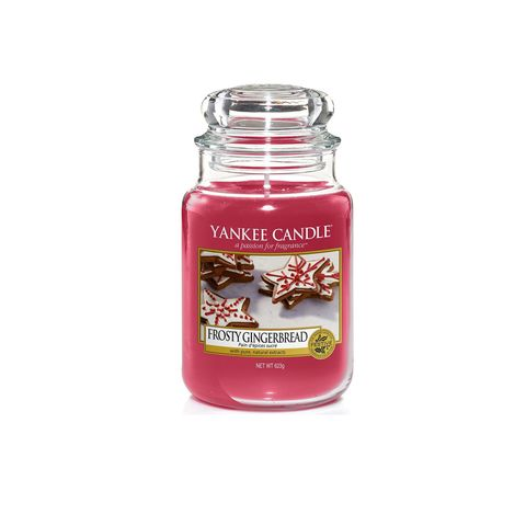 Yankee Candle Large Jar Candle Frosty Gingerbread