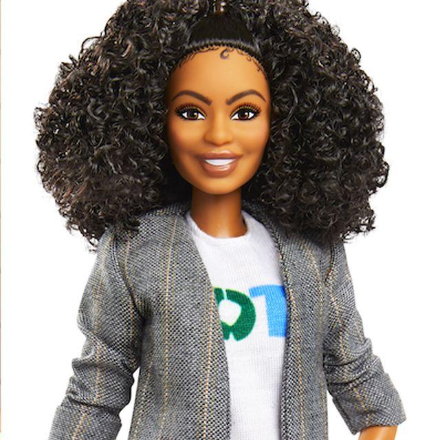 yara shahidi barbie