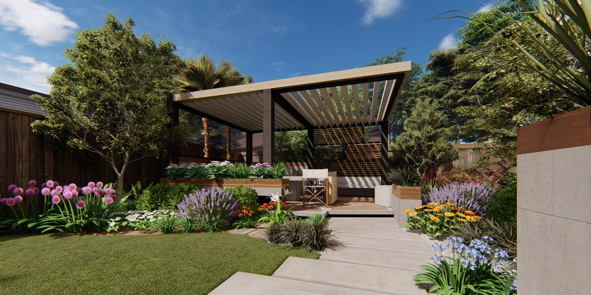 Yardzen Makes Redoing Your Backyard Easy - Digital ...