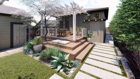 Yardzen Makes Redoing Your Backyard Easy Digital Landscape Design Service