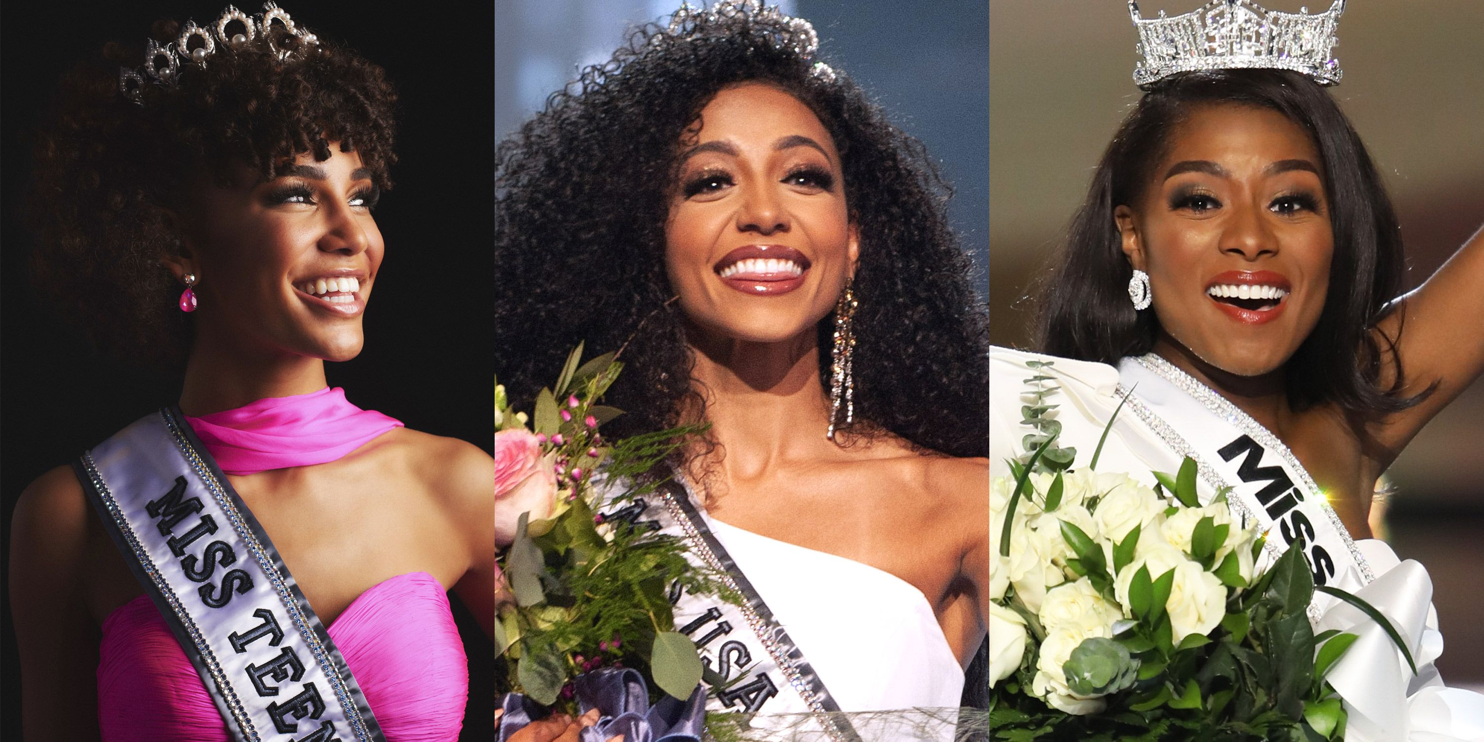 All Three Major Pageant Titles Belong to Black Women for the First Time in History