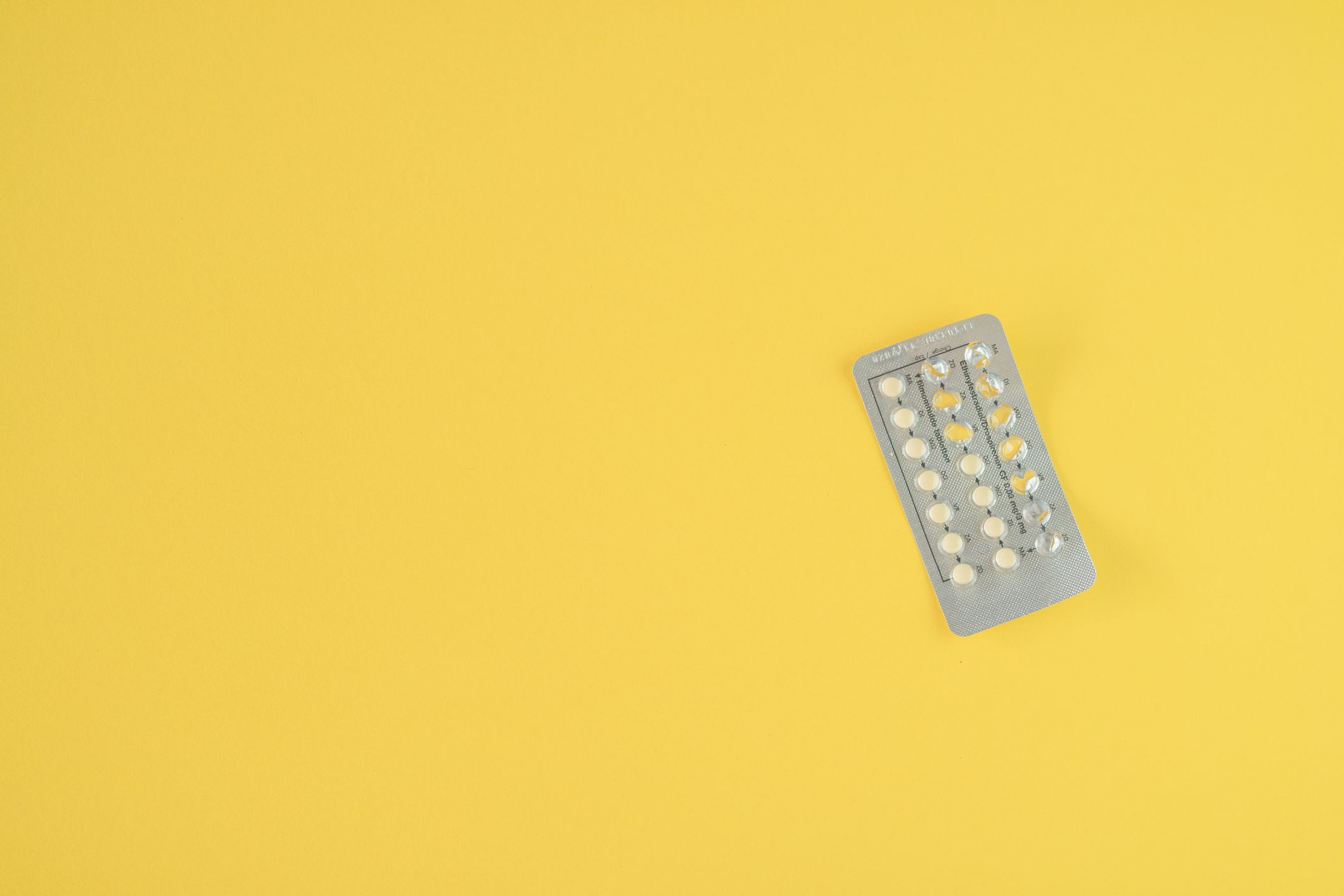 Yasmin contraceptive pill (ethinylestradiol and drospirenone) side-effects,  dosage and usage instructions