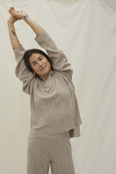 yasmina q   sustainable loungewear brands