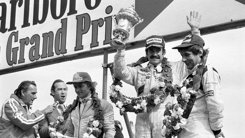 formula one motor racing british grand prix silverstone 1979