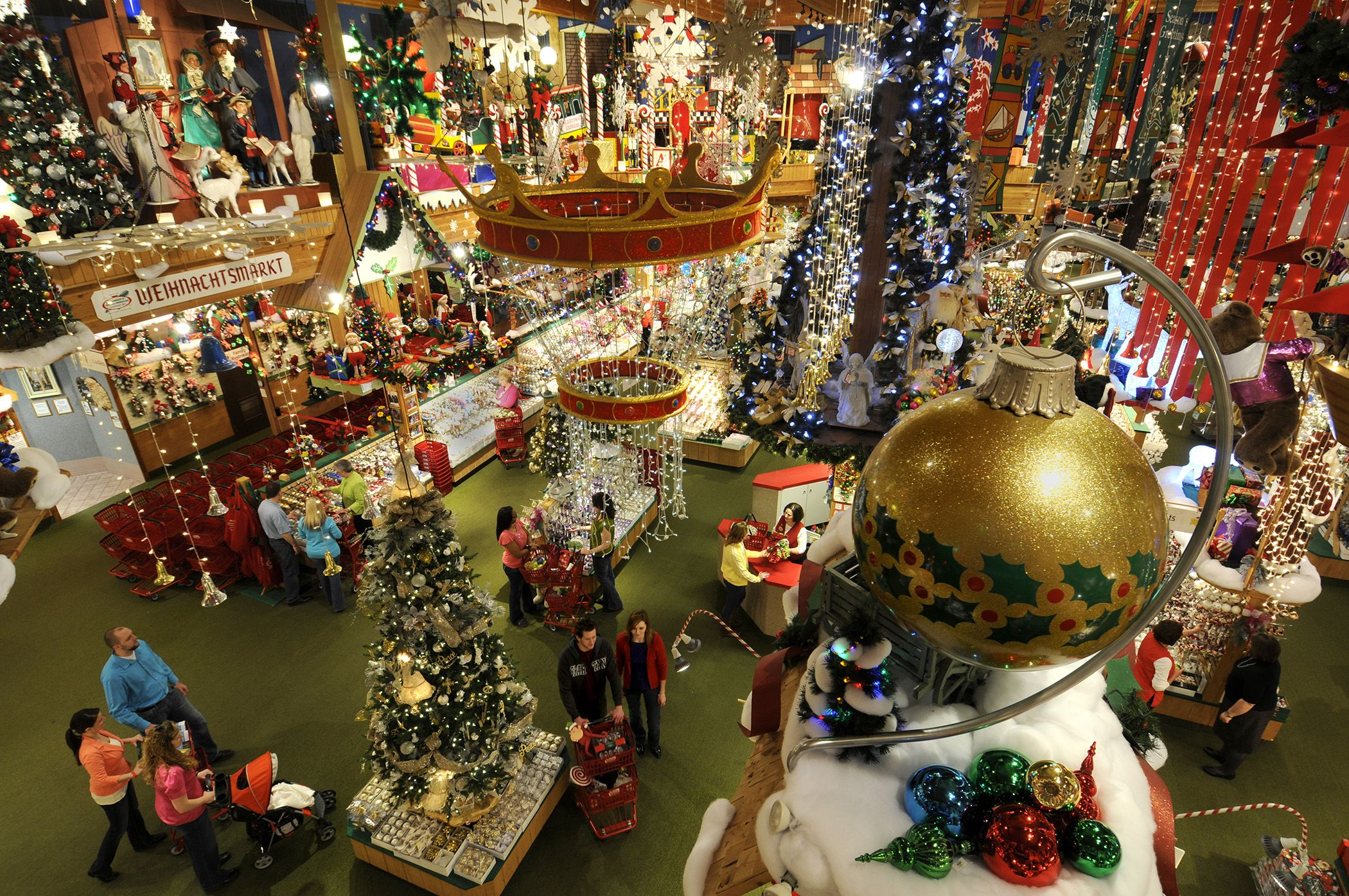 8 Best Year Round Christmas Stores Across the Country