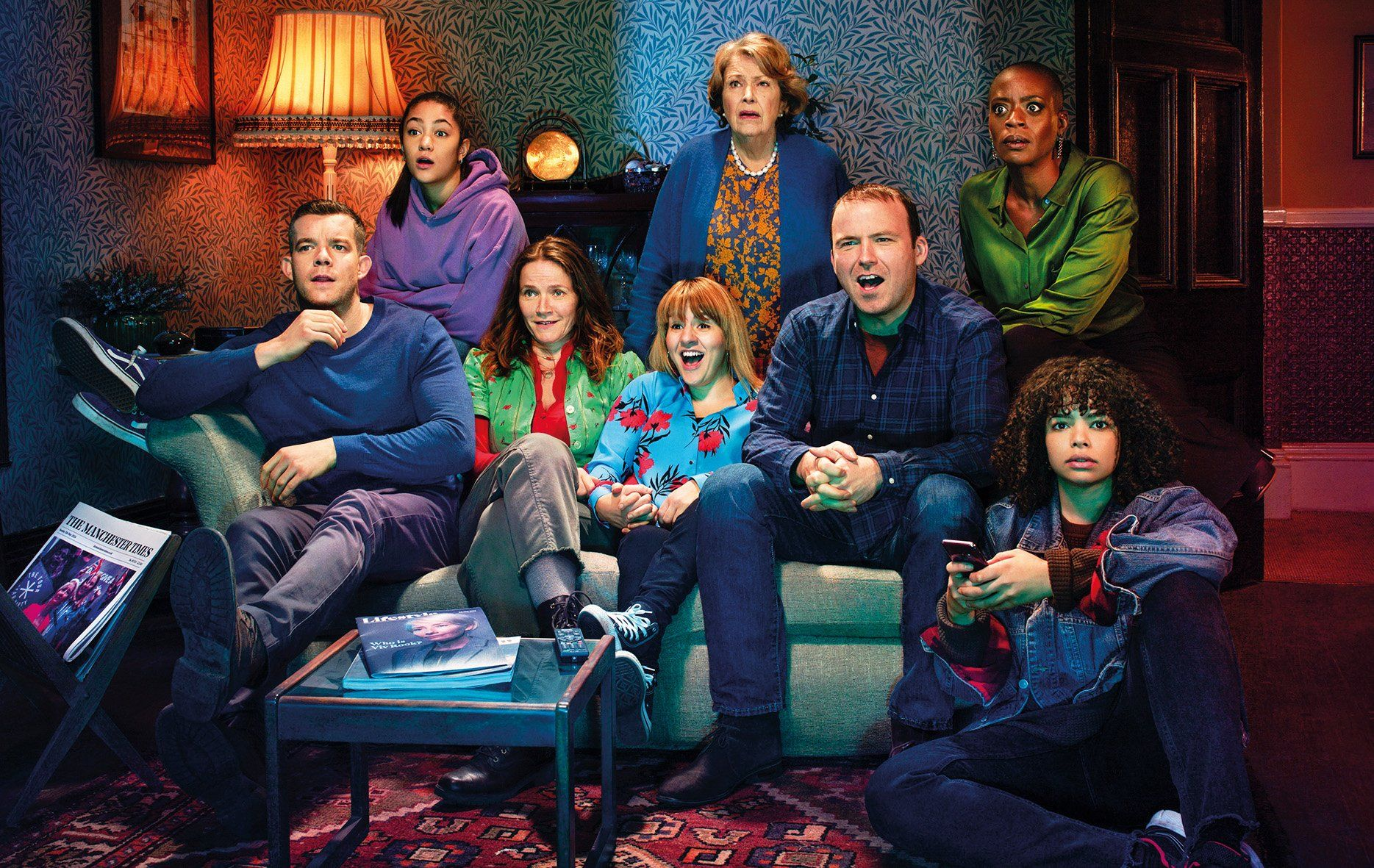 Years and Years': La impactante serie que predice el futuro