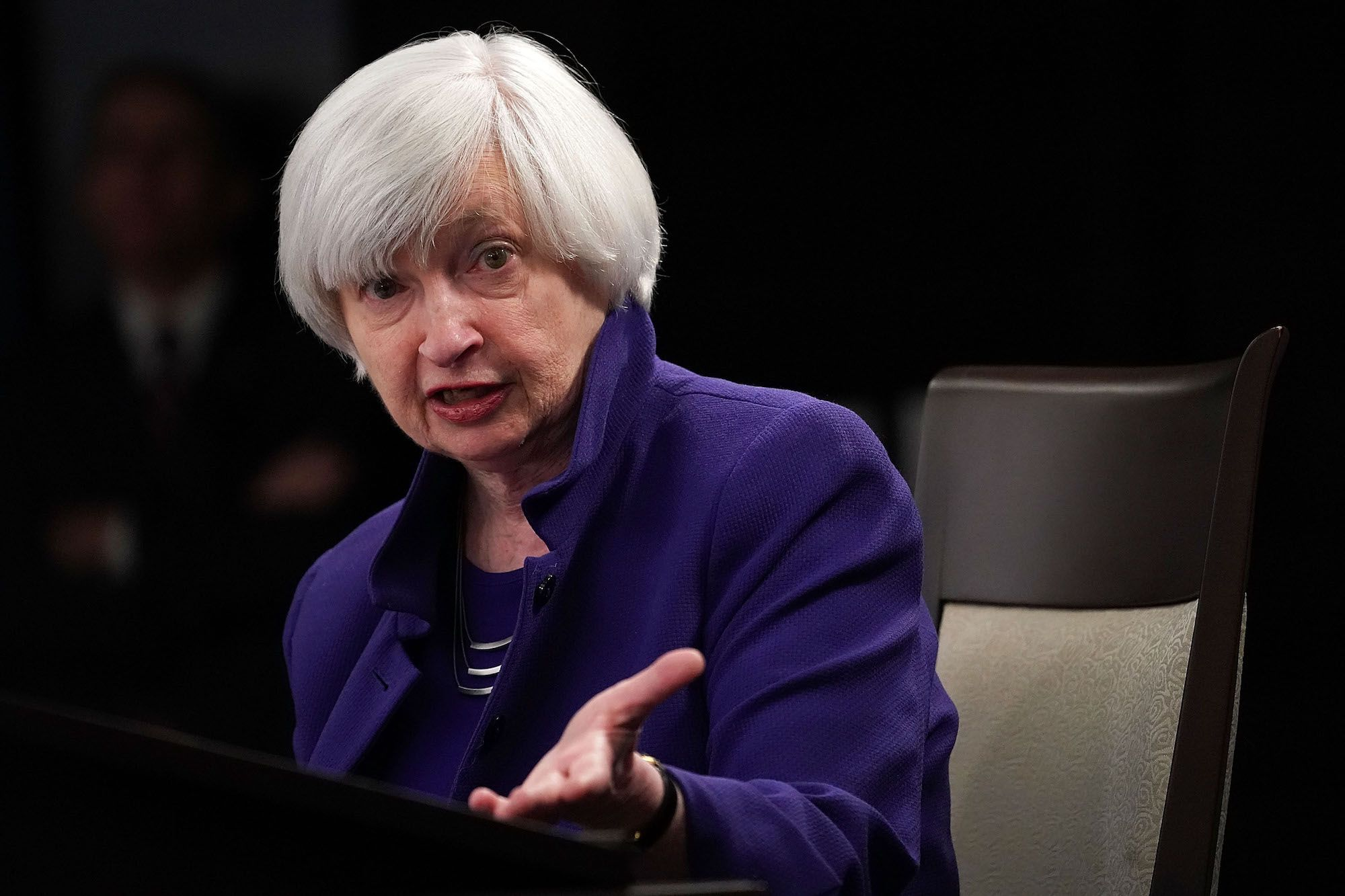 Janet Yellen Is Probably the Best Treasury Secretary We Could Expect from a Biden Presidency