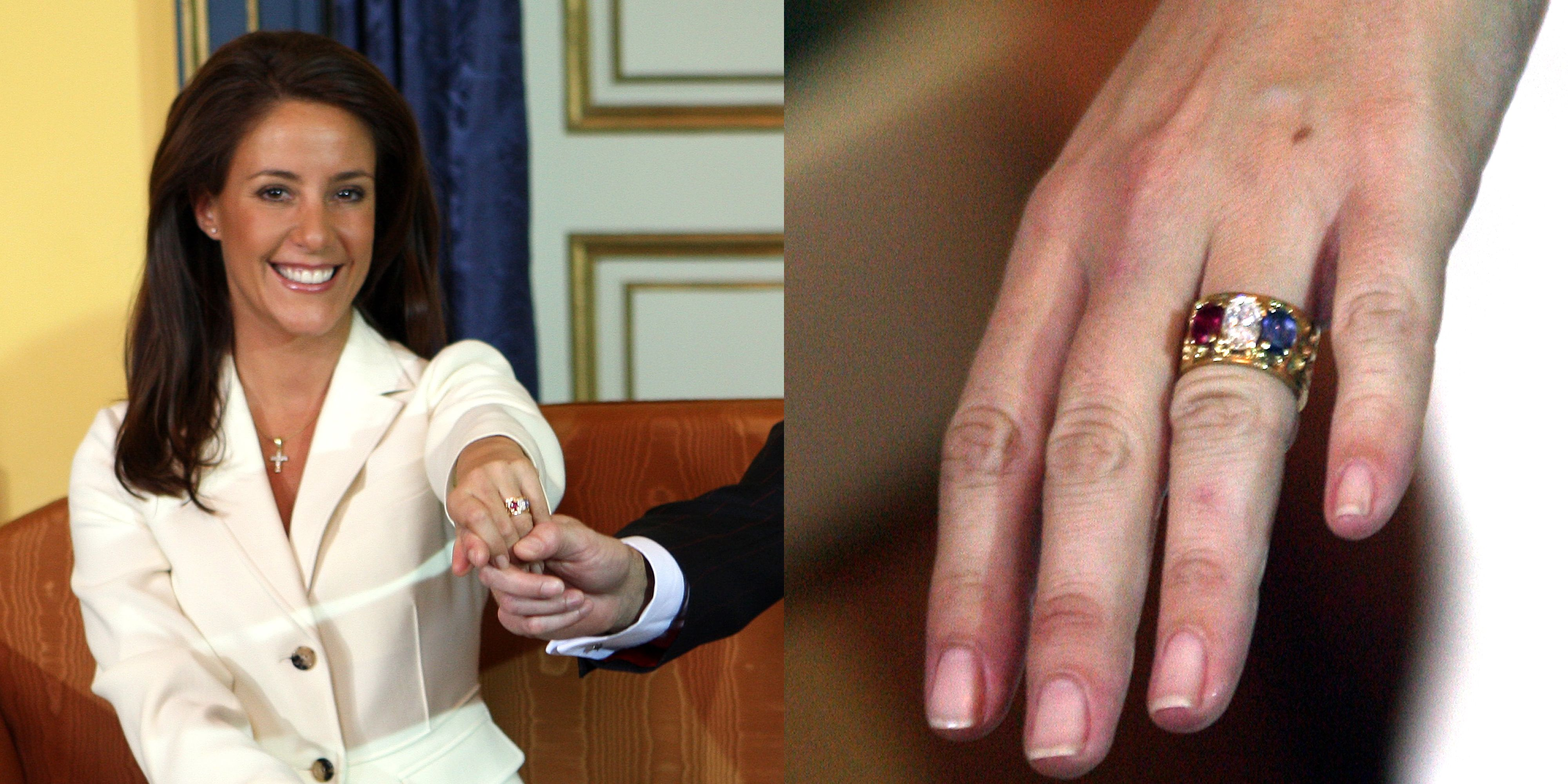 victoria rings swedish wedding a engagement white ring royal jeweller gold the daniel court gave