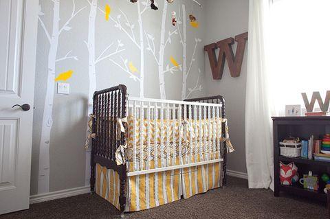 25 Adorable Woodland Nursery Ideas Best Themed