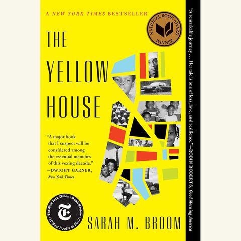 the yellow house, sarah m broom