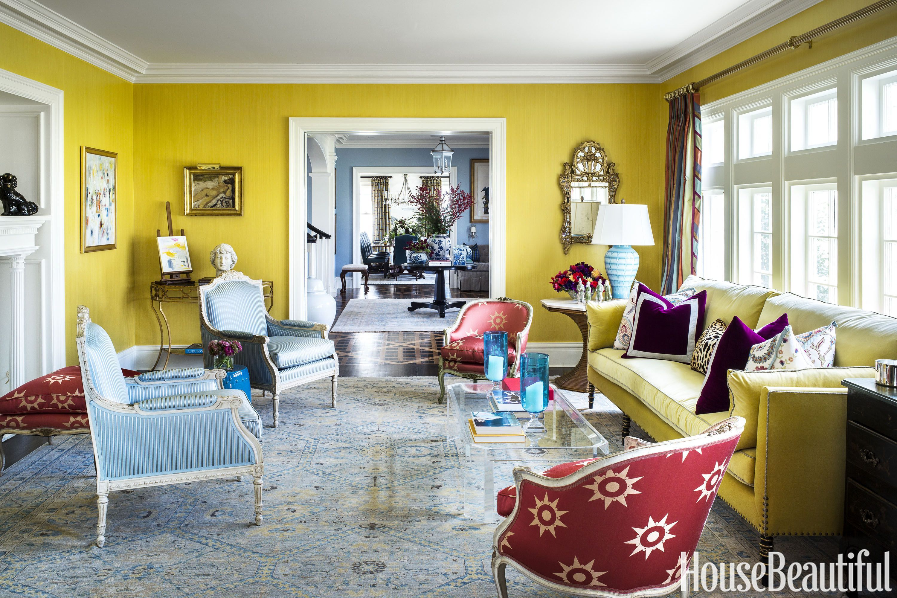 15 best living room color ideas top paint colors for living rooms rh housebeautiful com nice paint colours for living room popular paint colours for living rooms