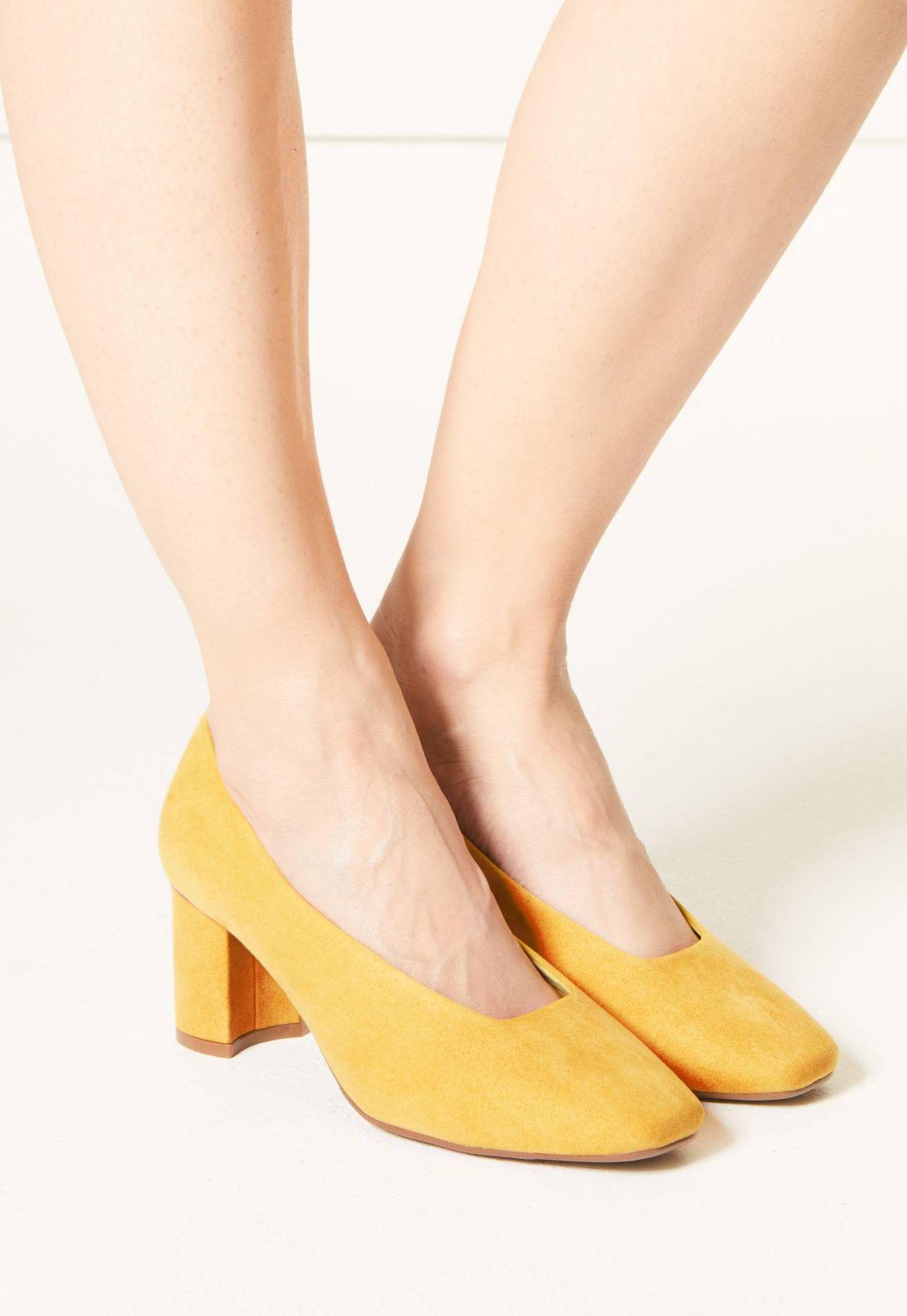 M&S wide fit shoes