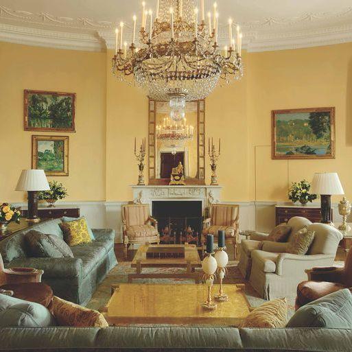 yellow oval room michael s smith