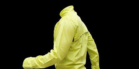 Yellow Running Jacket