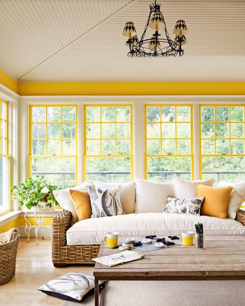 16 Best Yellow Paint Colors - Yellow Paint Colors for Your ...