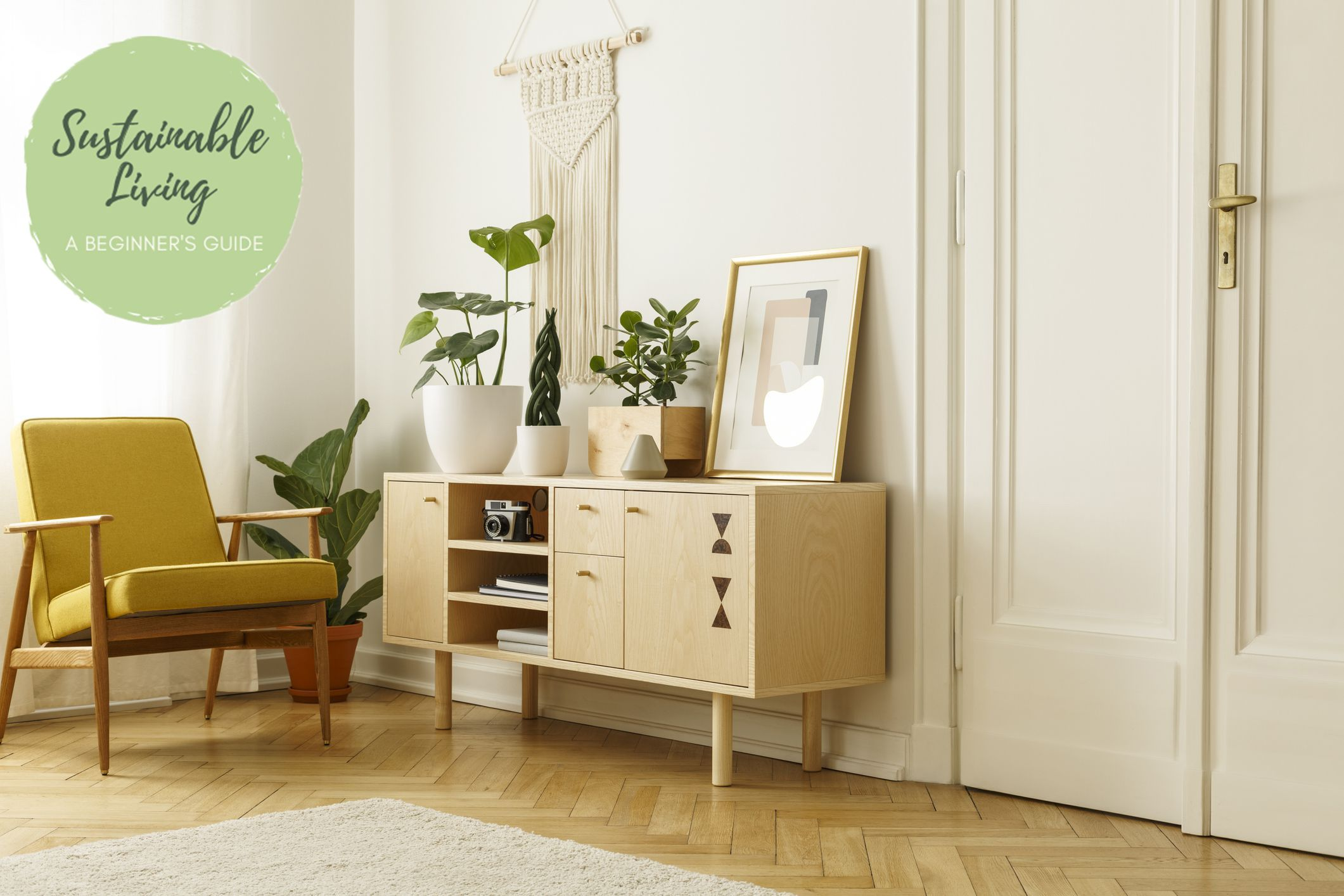 A guide to buying sustainable furniture