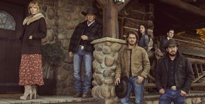 Yellowstone Cast