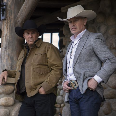 'Yellowstone' Star Neal McDonough Reveals What Kevin Costner Is Really Like Behind Cameras