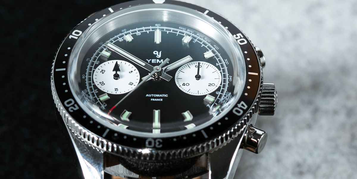 The Yema Speedgraf Is The Killer Chronograph Reissue We've All Been Waiting For
