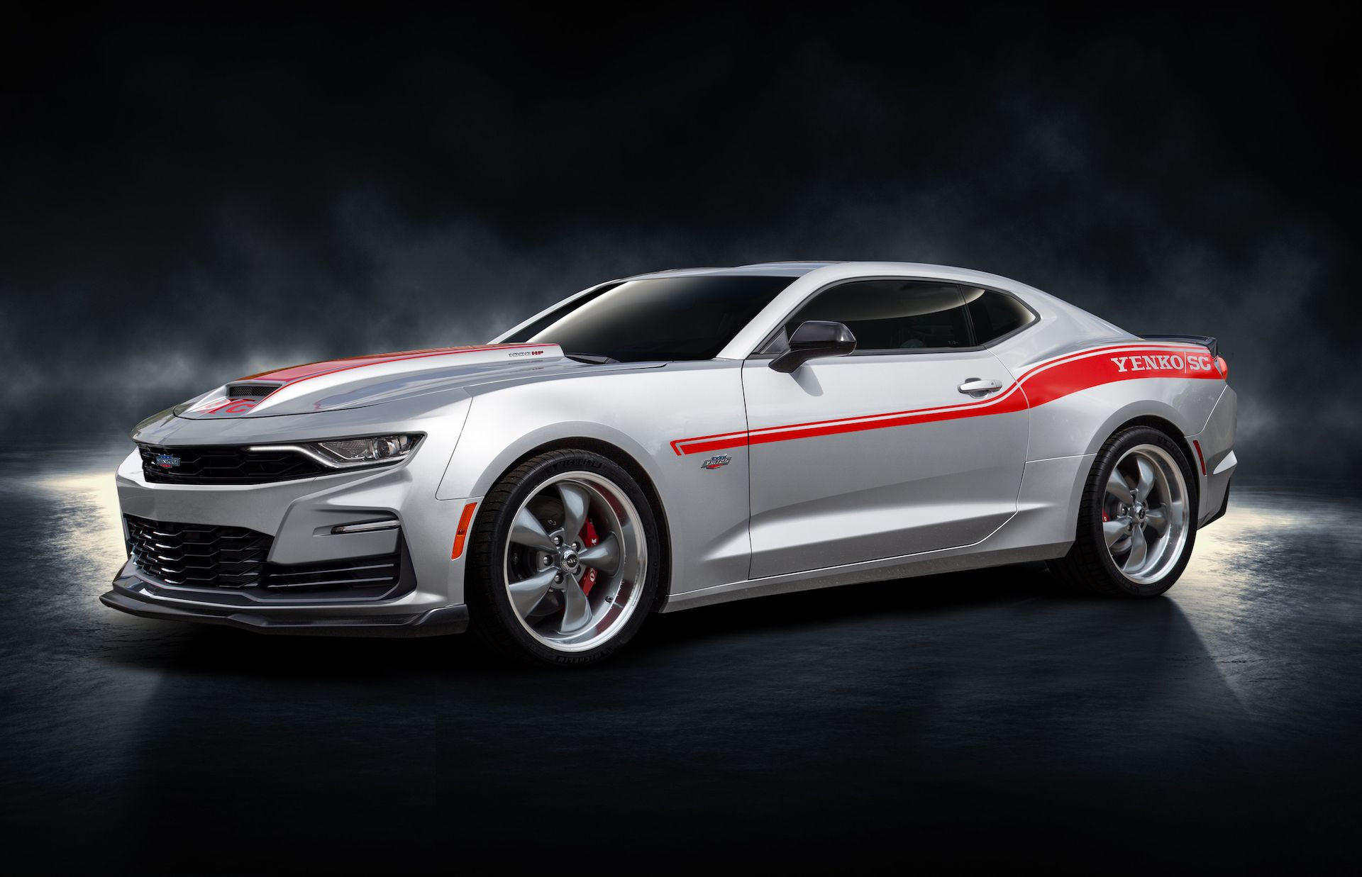 The 2020 Yenko/SC Camaro Is a 1000-HP Tire-Shredder That Costs $70,000
