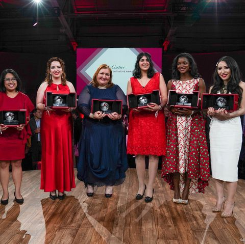 1511e5be3c3 Cartier s Women s Initiative Award Winners Prove Women Will Change the World