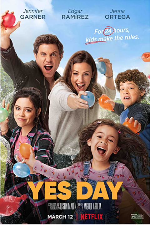 yes day movie