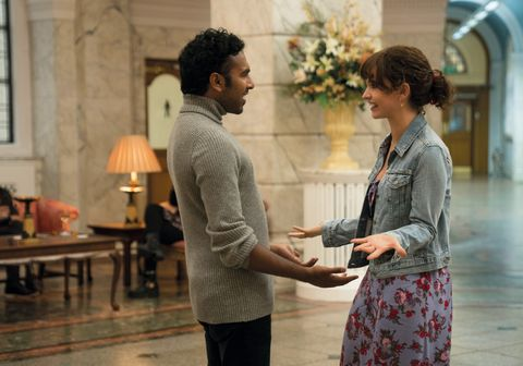 Yesterday, Himesh Patel, Lily James