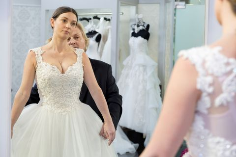 3dd77769e82 I went on Say Yes To The Dress and this is what I learned