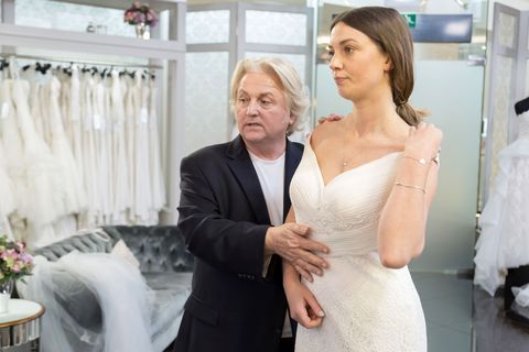 a6ce937dda I went on Say Yes To The Dress and this is what I learned