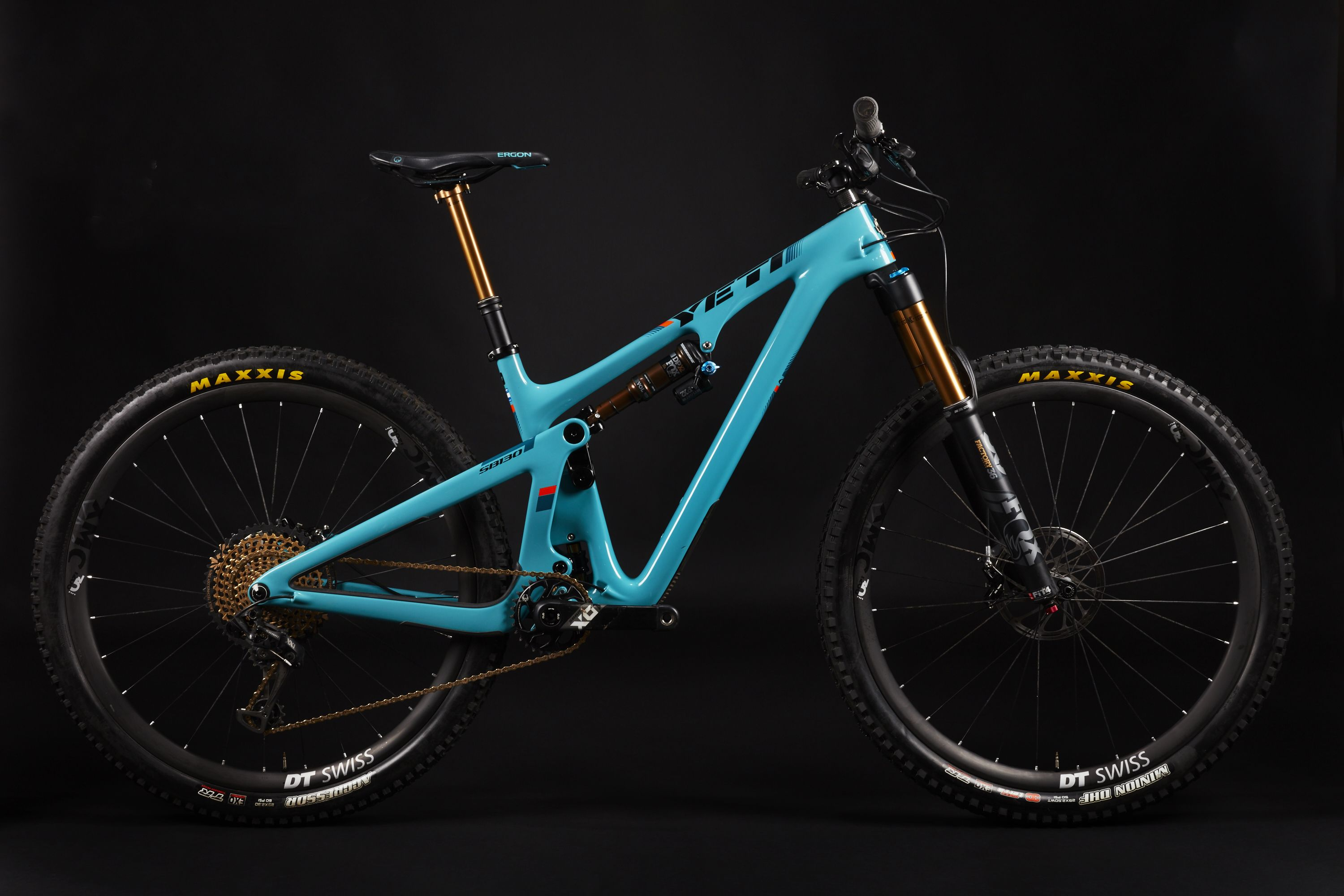 Yeti SB130 XO1 Race Review - Best Mountain Bikes 6977bc539