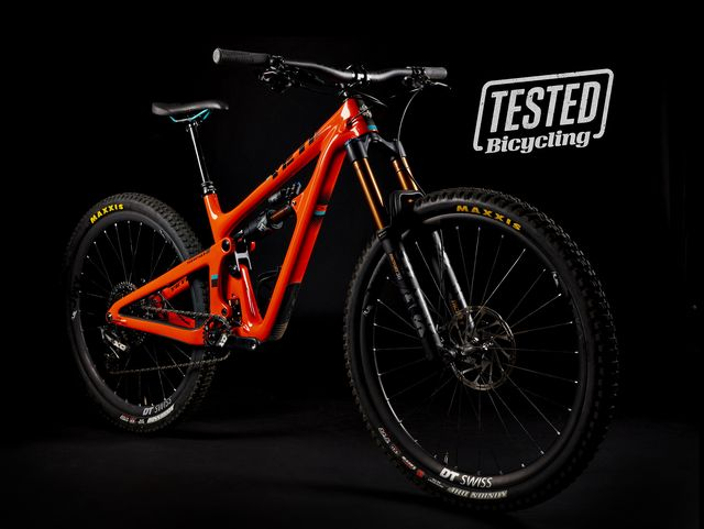 Yeti Sb150 Xo1 Race Review Best Mountain Bikes