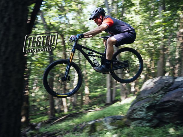 41725f5f29e Yeti's SB165 Is a Big Bike for Big Mountain Riding