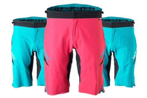 Clothing, Sportswear, Turquoise, Trousers, Active shorts, Shorts, board short, Outerwear, Active pants, Turquoise,